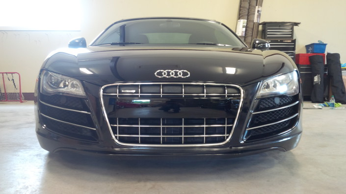 Audi R8 - Auto Detailing for Thornhill